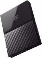 Внешний жесткий диск WD 3Tb WDBUAX0030BBK-EEUE My Passport 2.5 (Черный)