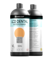 Фотополимер Hardlight LCD Dental
