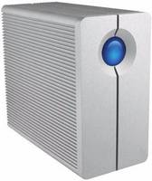 Внешний жесткий диск 8TB Lacie 2big /USB 3.0/FW800/7200RPM (9000317)