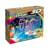 Волшебный 3D планшет для рисования  MAGIC DRAWING BOARD 3D