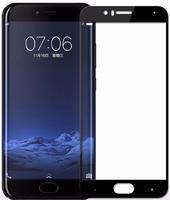 Защитное стекло 2D для Xiaomi Mi6 (С черной рамкой)