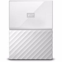 Внешний жесткий диск WD 1Tb WDBBEX0010BWT-EEUE My Passport 2.5 (Белый)