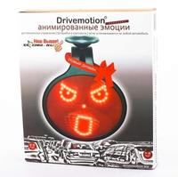 Автомобильный коммуникатор Drivemotion «Анимированная»