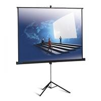 Экран на штативе Classic Libra (1:1) 220x220 (T 220x220/1 MW-SS/B)