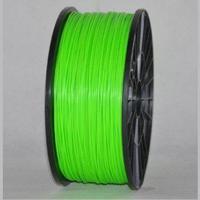Катушка PLA-пластика Wanhao 1.75 мм 1кг., ярко-зеленая, No. 29