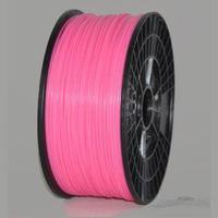 Катушка PLA-пластика Wanhao 1.75 мм 1кг., розовая, No. 25
