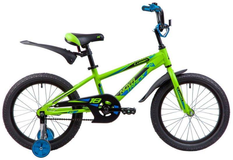 "Велосипед NOVATRACK Lumen 18"" (2019)"