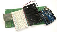Набор электронных компонентов для пайки и программирования №1