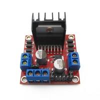Драйвер электромоторов на базе L298