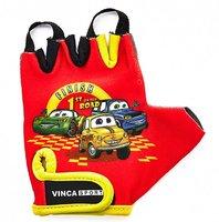 Велосипедные перчатки VINCA SPORT Cars VG 940