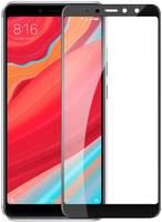 Защитное стекло 2D для Xiaomi Redmi S2 (С черной рамкой)