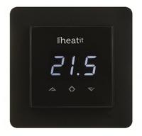 Термостат теплого пола Heatit (HEA_5430498) Черный
