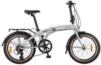 "Велосипед NOVATRACK TG 20"" 8s (2018)"