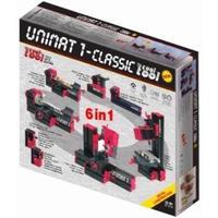 Конструктор модульных станков UNIMAT 1 Classic (6в1). Базовый набор. 160141EDUR