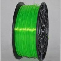 Катушка PLA-пластика Wanhao 1.75 мм 1кг., прозрачно-желтая, No. 44