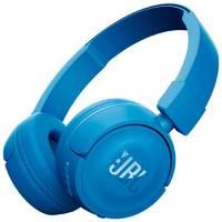 Bluetooth-наушники JBL T450BT (Синие)