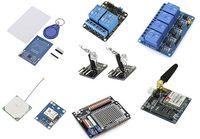 Набор плат и модулей для робототехнических проектов XYZ