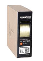 Пластик для 3D принтера 1.75 мм Filamentarno TPU A93 натуральный (750 г)