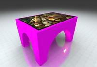 "Интерактивный стол Аркада 42""Full HD 4 касания"