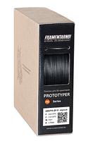 Пластик для 3D принтера Filamentarno 1.75 мм. ABS/PA GF-8 черный (0.75 кг)
