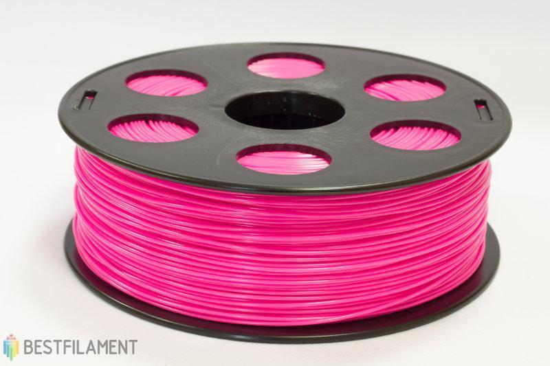 ABS пластик Bestfilament 1.75 мм для 3D-принтеров 1 кг, розовый
