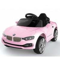 Электромобиль BMW O111OO розовый