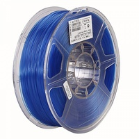 Катушка пластика eElastic ESUN 1.75 мм (1 кг) синяя