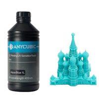Фотополимерная смола Anycubic Basic 0.5 л Голубой