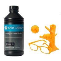 Фотополимерная смола Anycubic Basic 1 л Оранжевый