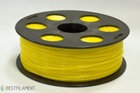ABS пластик Bestfilament 1.75 мм для 3D-принтеров 1 кг, желтый