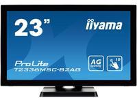 """Интерактивный 23"""" сенсорный широкоформатный монитор Iiyama T2336MSC-B2AG"""