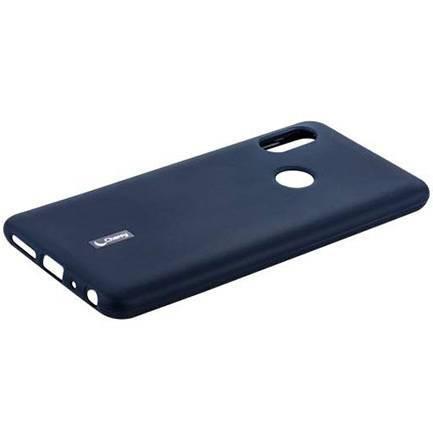 Чехол силиконовый Cherry для Xiaomi Redmi Note 5 (Синий)