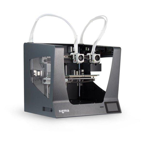 3D принтер BCN3D Sigma R17 Dual Extrusion 3D Printer