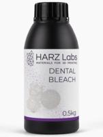 Фотополимер HARZ LABS Dental Bleach для 3D принтеров LCD/DLP 0.5 л бесцветный