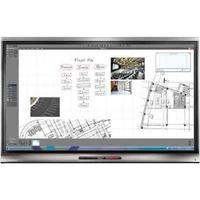 Интерактивная панель с функционалом маркерной доски и удаленным взаимодействием SMART kapp iQ 75
