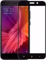 Защитное стекло 2D для Xiaomi Redmi Note 4 (С черной рамкой)
