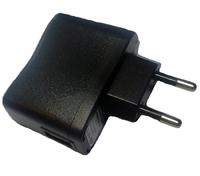 Адаптер 5В 1А microUSB