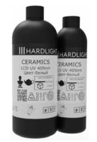 Фотополимер Hardlight LCD Ceramics White