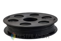 Пластик Bestfilament BFGummy 1,75 мм для 3D-печати 0,5 кг, чёрный
