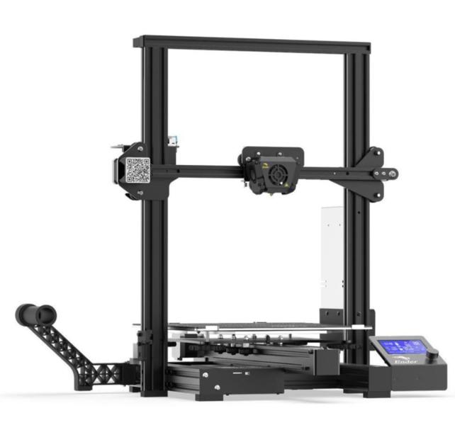 3D принтер Creality3D Ender 3 Max (набор для сборки)