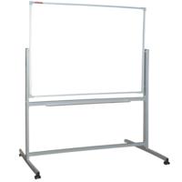 Braun Доска передвижная вращающаяся двусторонняя 100х200 см (маркер/маркер), Medium