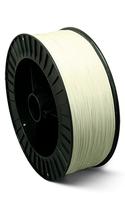 Пластик для 3D принтера Filamentarno 1.75 мм. Антипирен UL94 V-0 натуральный (2.25 кг)