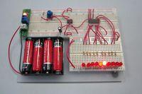 Эксперименты с электроникой ЭЛЕКТРОН-1200