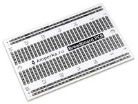 Макетная плата Breadboard PCB (400 точек)