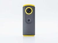 Панорамная экшн камера Detu Twin