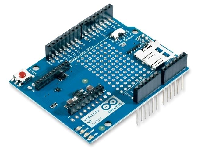 Wireless Shield SD