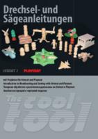 Альбом инструкций и чертежей поделок. Токарная обработка и распиловка древесины на Unimat и Playmat. VS1604RM