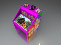 "Интерактивный стол Домик 32""Full HD 4 касания"