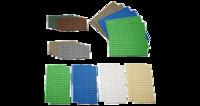 9388 Малые платформы для строительства LEGO