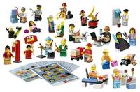 45022 Городские жители LEGO